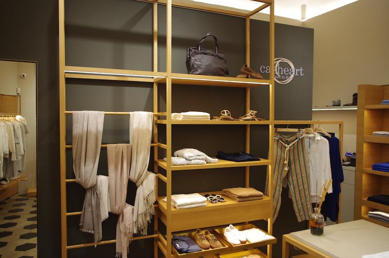 Casheart Boutique Lucca - abbigliamento cashmere