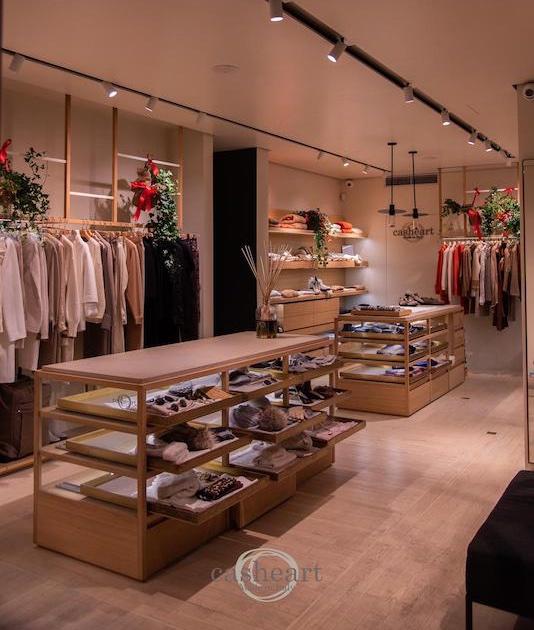 Casheart Boutique Viareggio - abbigliamento cashmere